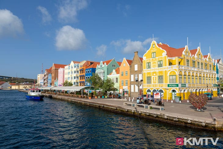 Handelskade - Curacao Kitereisen und Kitesurfen