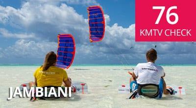 Jambiani Check - Sansibar Kitereisen und Kitesurfen