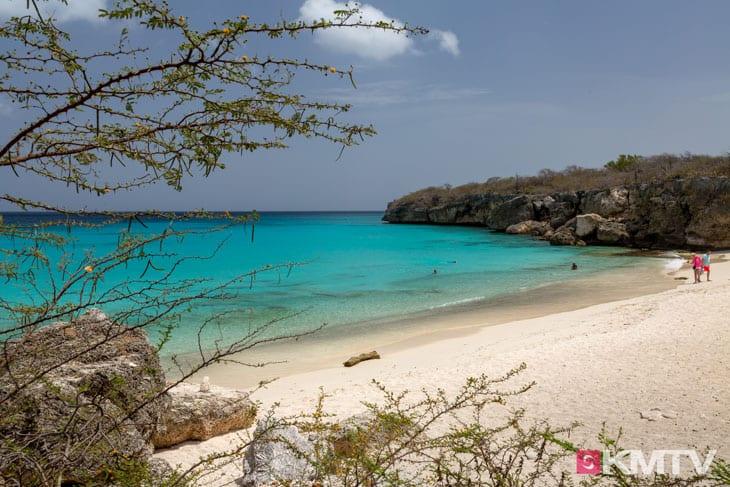Klein Knip - Curacao Kitereisen und Kitesurfen