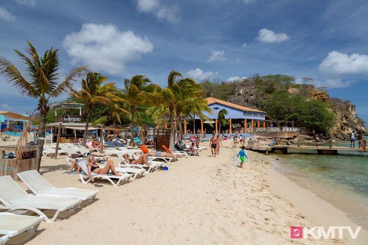 Kokomo Beach - Curacao Kitereisen und Kitesurfen