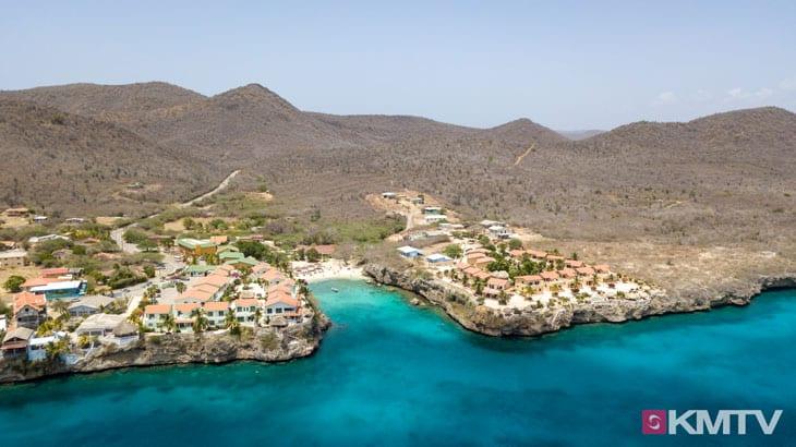 Lagun Beach - Curacao Kitereisen und Kitesurfen