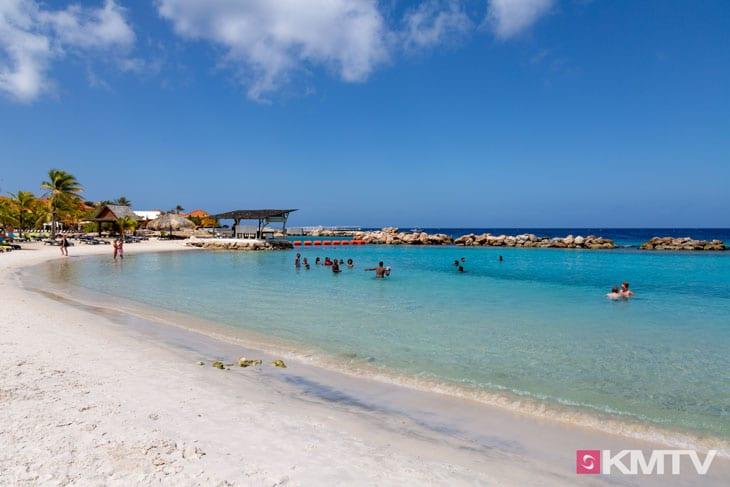 Mambo Beach - Curacao Kitereisen und Kitesurfen