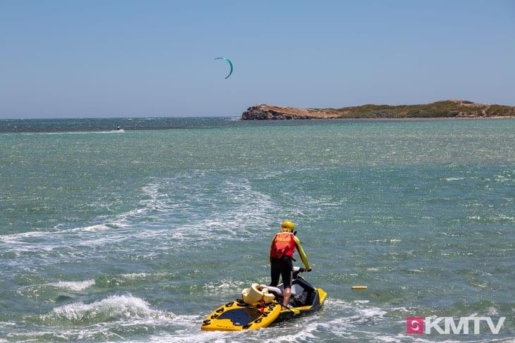 Kitespot Pengos - Perth Kitereisen und Kitesurfen