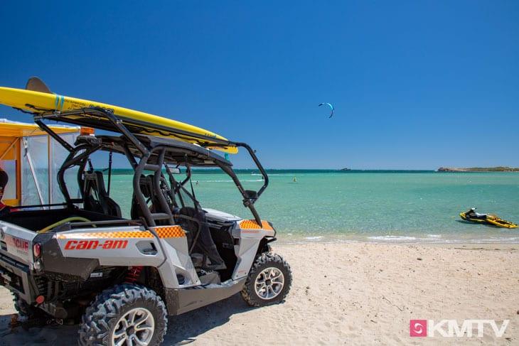 Anreise Mietwagen - Perth Kitereisen und Kitesurfen