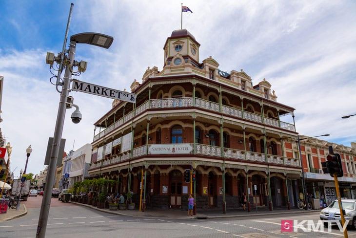 Fremantle - Perth Kitereisen und Kitesurfen