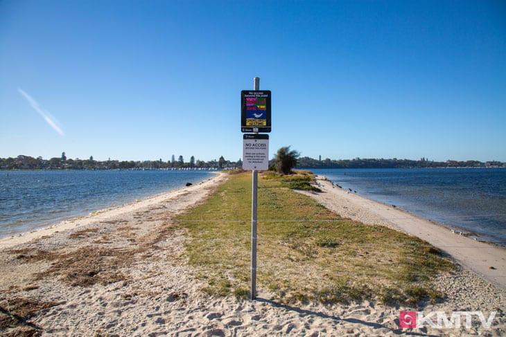 Kitespot Point Walter - Perth Kitereisen und Kitesurfen