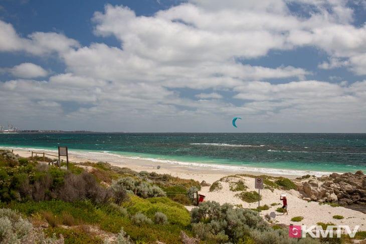 Kitespot Leigthon - Perth Kitereisen und Kitesurfen