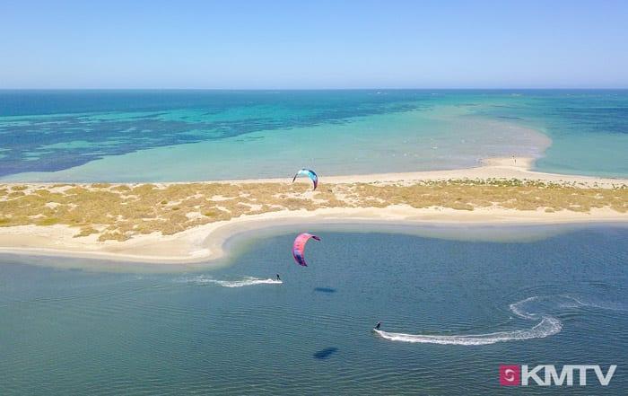 Perth Kitesurfen - Kitereisen in die Hauptstadt von West Australien