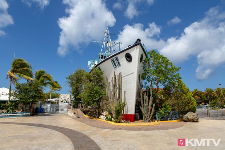 Seaquarium - Curacao Kitereisen und Kitesurfen