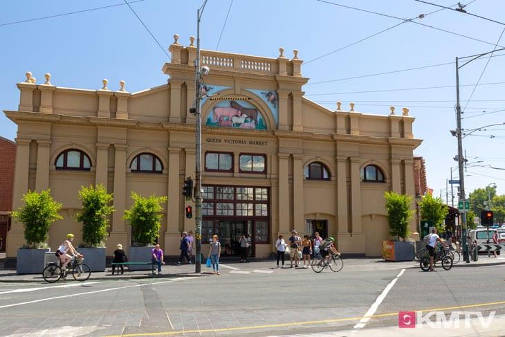 Queen Victoria Market - Melbourne Kitereisen und Kitesurfen