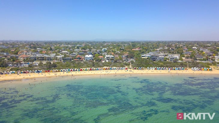 Kitespot Brighton - Melbourne Kitereisen und Kitesurfen