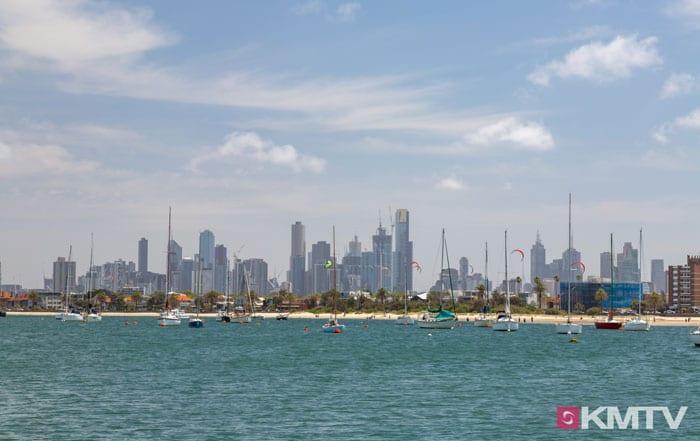 Melbourne Kitesurfen - Kitereisen in die südlichste Millionenstadt der Welt
