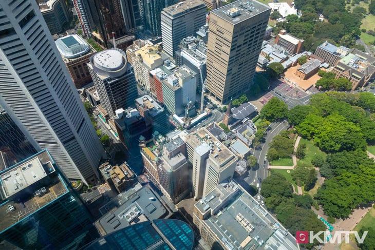 Skytower - Sydney Kitesurfen und Kitereisen