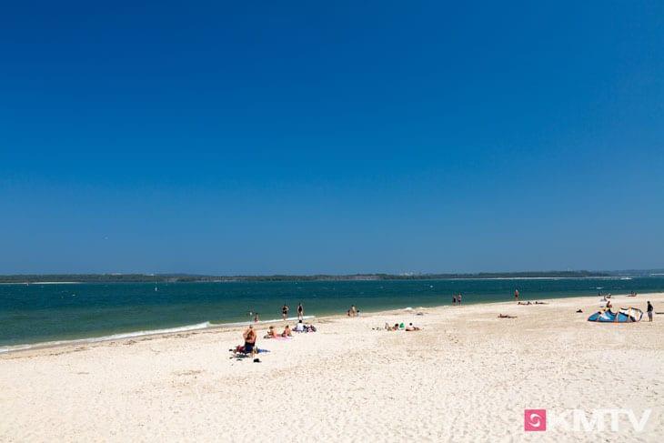 Kitespot Dolls Point - Sydney Kitesurfen und Kitereisen
