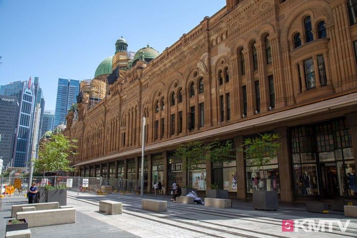 Queen Victoria Building - Sydney Kitesurfen und Kitereisen