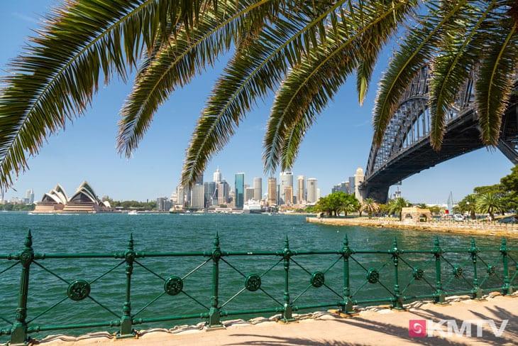 Sydney City - Sydney Kitesurfen und Kitereisen