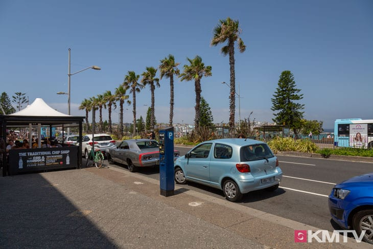 Verkehr - Sydney Kitesurfen und Kitereisen