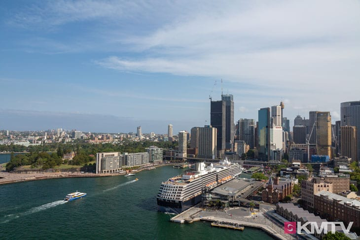 The Rocks - Sydney Kitesurfen und Kitereisen
