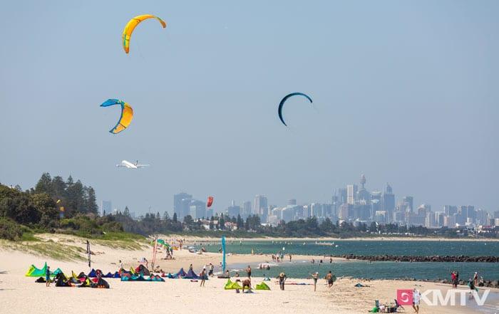Sydney Kitesurfen - Kitereisen in die größte Stadt Australiens