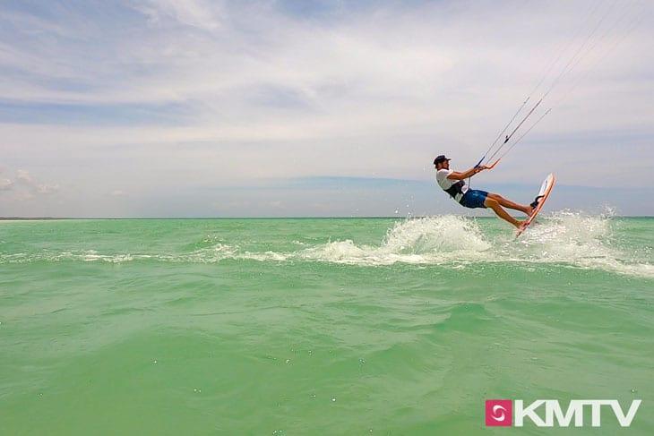 Häufigsten Anfängerfehler - Foilen lernen beim Kiten
