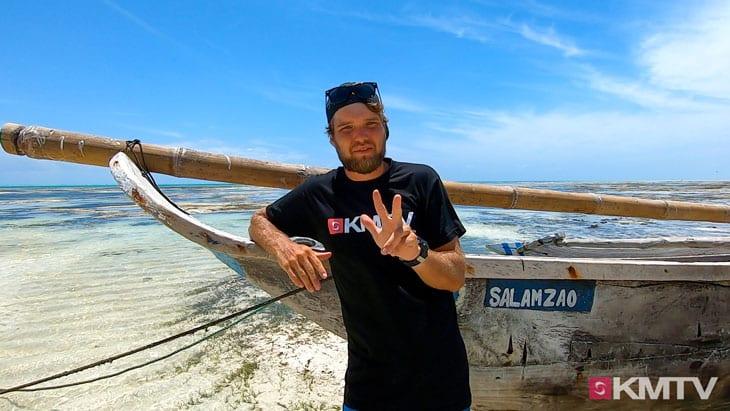 Foilhöhe steuern - Foilen lernen beim Kiten