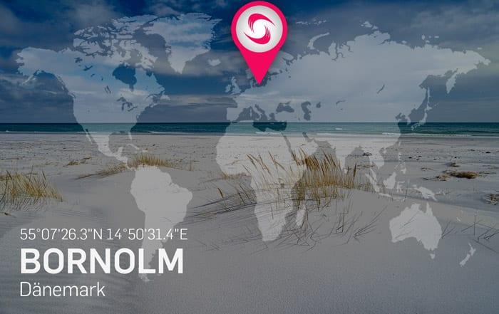 Bornholm Kitespots – Beste Reisezeit zum Kitesurfen in Dänemark