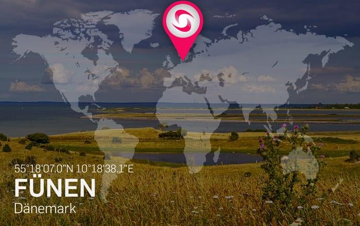 Fünen Kitespots – Beste Reisezeit zum Kitesurfen in Dänemark