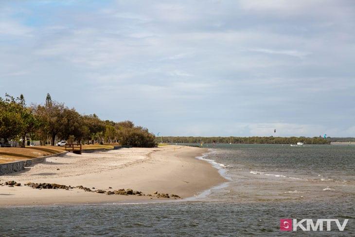 Kitespot Anglers Esplanade - Surfers Paradise Kitereisen & Kitesurfen
