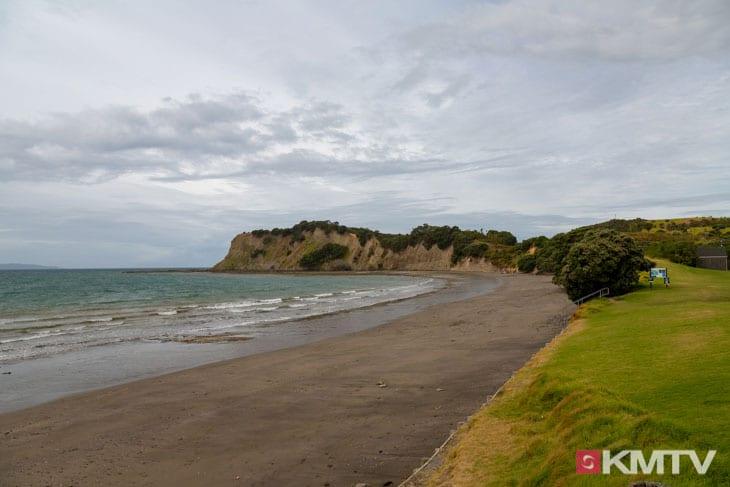 Kitespot Army Bay - Auckland Kitereisen & Kitesurfen