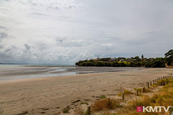 Kitespot Big Manly - Auckland Kitereisen & Kitesurfen