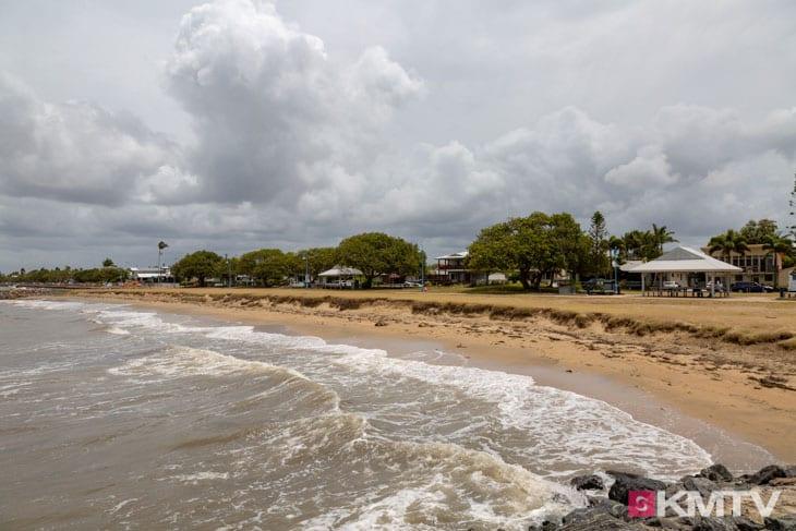 Kitespot Sandgate Beach - Brisbane Kitereisen & Kitesurfen
