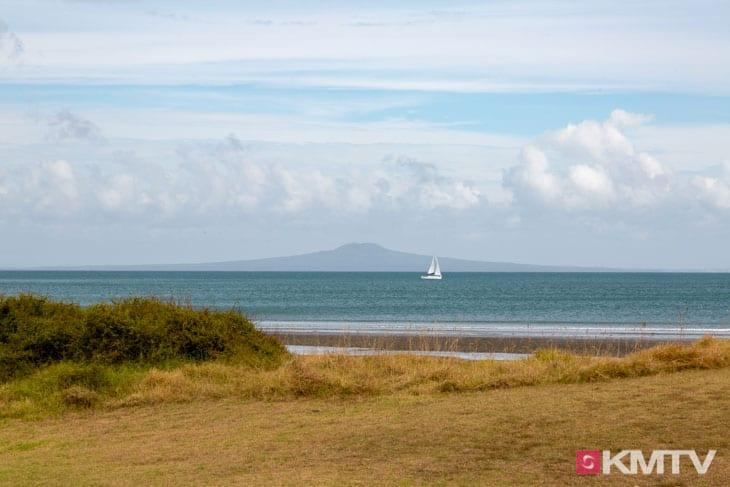 Kitespot Shakespear Bay - Auckland Kitereisen & Kitesurfen