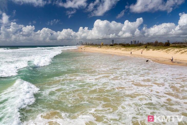 Kitespot The Spit Ocean - Surfers Paradise Kitereisen & Kitesurfen