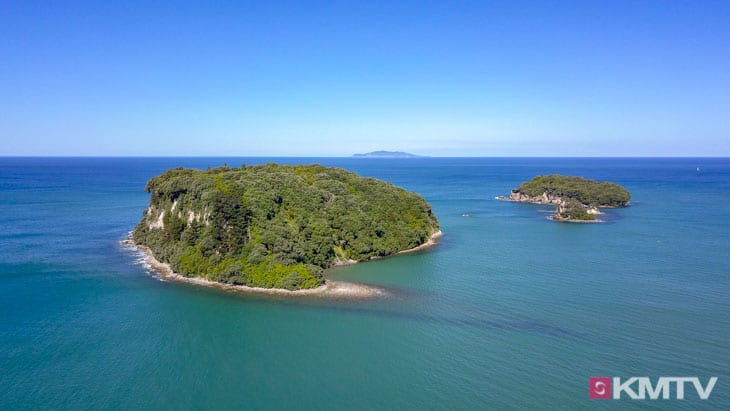 Inseln - Auckland Kitereisen & Kitesurfen