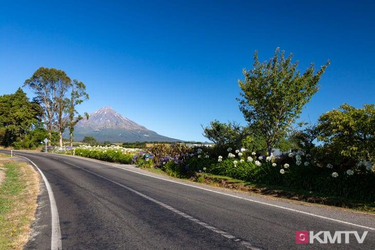 Mt Taranaki - Auckland Kitereisen & Kitesurfen