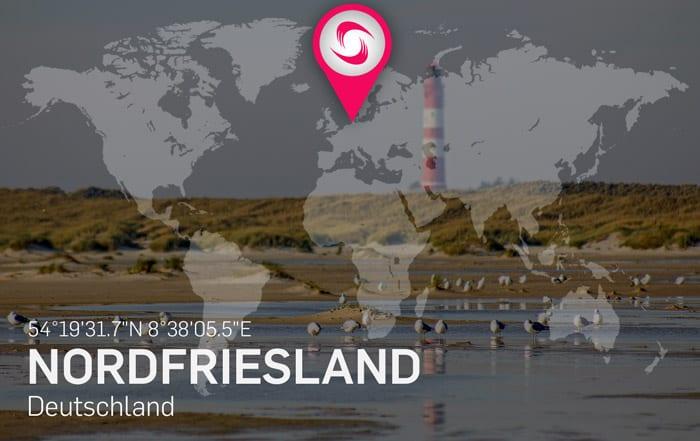 Nordfriesland Kitespots – Beste Reisezeit zum Kitesurfen an der Nordsee