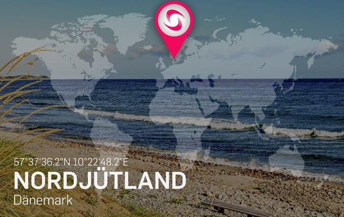 Nordjütland Kitespots – Beste Reisezeit zum Kitesurfen in Dänemark