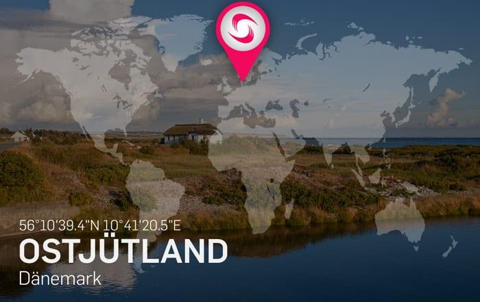 Ostjütland Kitespots – Beste Reisezeit zum Kitesurfen in Dänemark