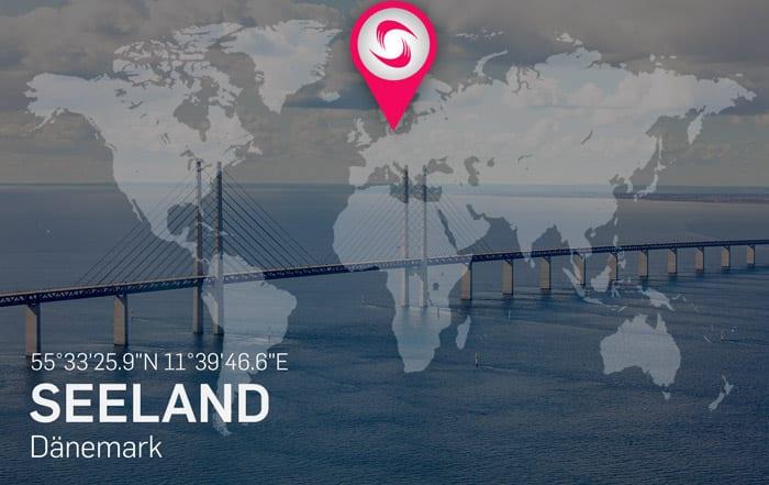 Seeland Kitespots – Beste Reisezeit zum Kitesurfen in Dänemark