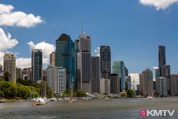 Skyline - Brisbane Kitereisen & Kitesurfen