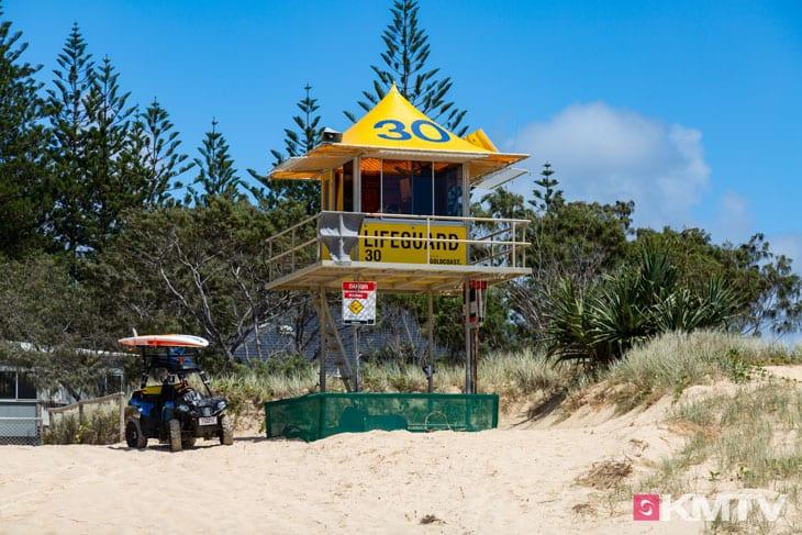 Lifeguard - Surfers Paradise Kitereisen & Kitesurfen