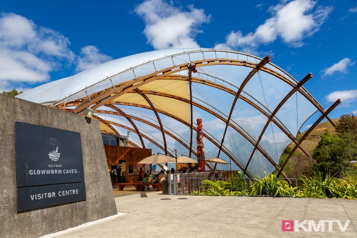 Waitomo Glowworm Caves - Auckland Kitereisen & Kitesurfen
