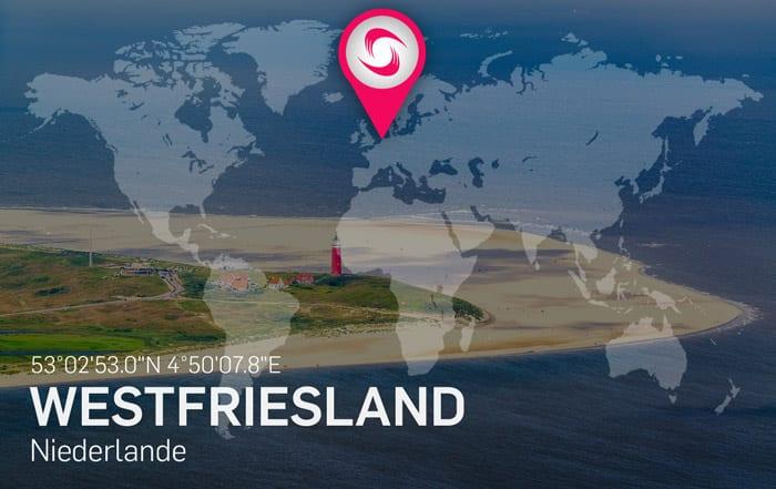 Westfriesland Kitespots – Beste Reisezeit zum Kitesurfen an der Nordsee