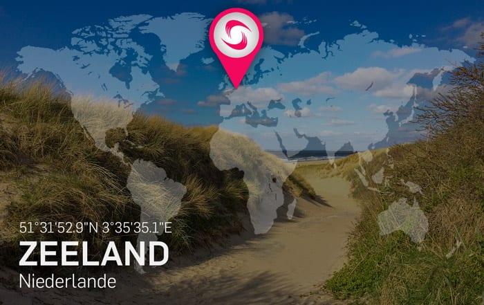 Zeeland Kitespots – Beste Reisezeit zum Kitesurfen an der Nordsee