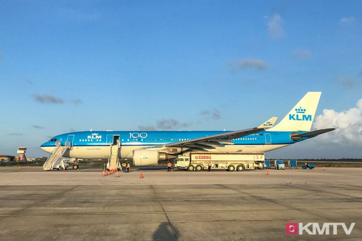 Anreise - Bonaire Kitereisen & Kitesurfen