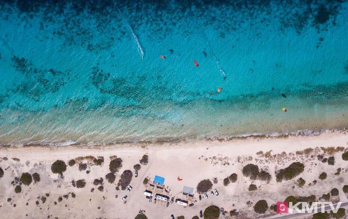 Bonaire Kitesurfen - Kitereisen auf die karibische Flamingoinsel