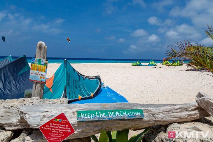 Kitespot Atlantis Beach - Bonaire Kitereisen & Kitesurfen