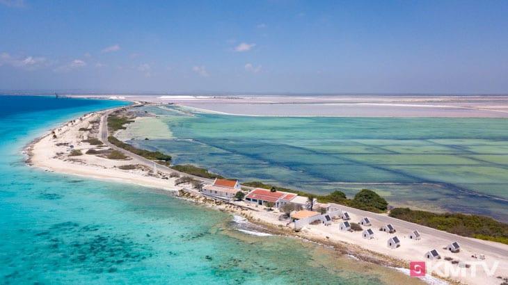 Slave Huts - Bonaire Kitereisen & Kitesurfen