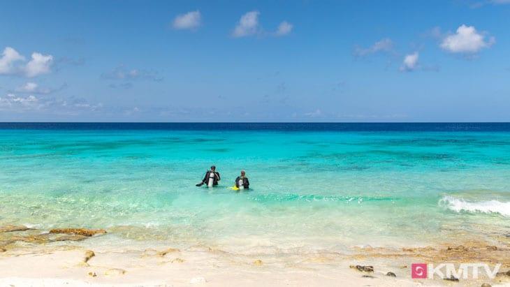 Tauchen - Bonaire Kitereisen & Kitesurfen