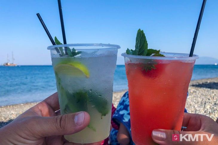 Beachlife - Kos Kitereisen und Kitesurfen